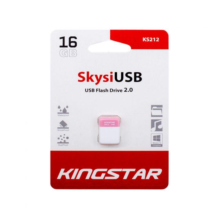 فلش مموری کینگ استار مدل sky KS212 ظرفیت 16 گیگابایت