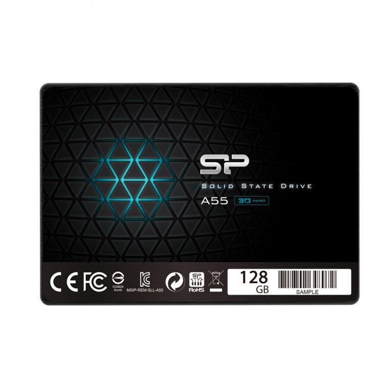 اس اس دی اینترنال سیلیکون پاور مدل A55 ظرفیت 256 گیگابایت