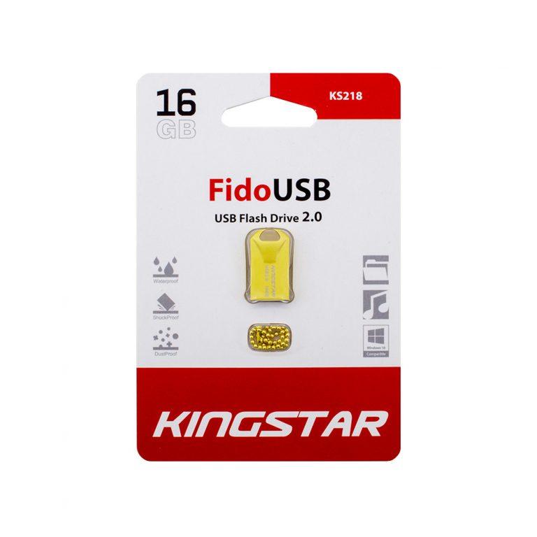 کینگ استار مدل Fido KS218 ظرفیت 16 گیگابایت